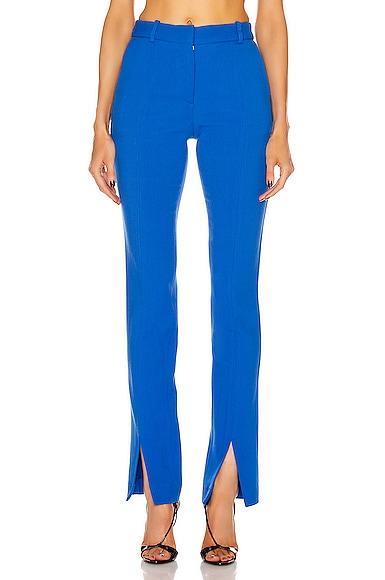 Front Split Trouser