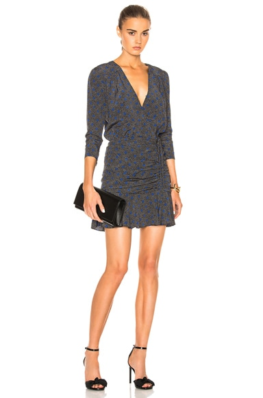Lou Lou Ruched Dress