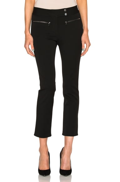 Metro Cropped Flare Pants