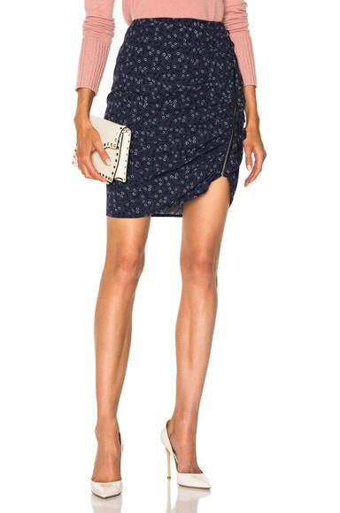 Spencer Zipper Skirt