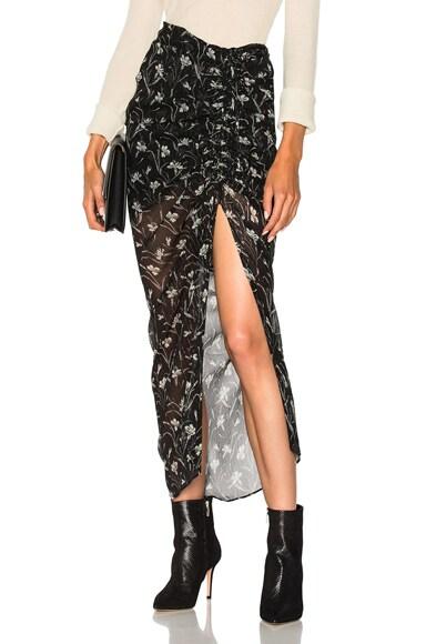 Mae Drawstring Skirt