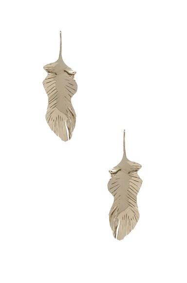 Cult Leaf Earrings