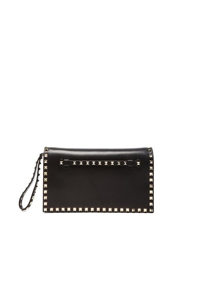 Rockstud Flap Clutch