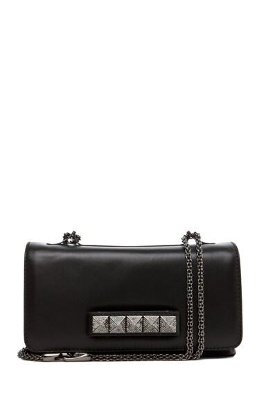 Va Va Voom Noir Small Flap Bag