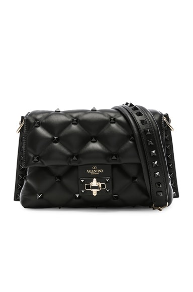 Medium Candystud Shoulder Bag