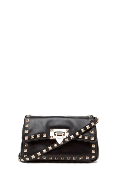 Rockstud Flap Bag