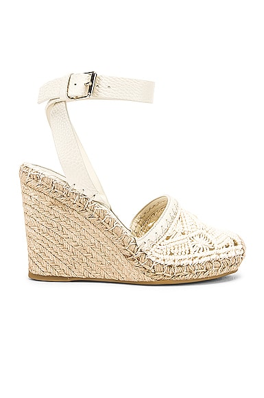 Marrakech Wedge Espadrille