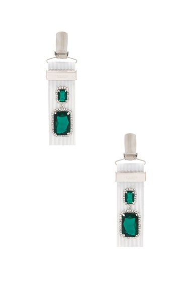 Suspender Earrings