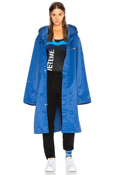 Entry Level Long Raincoat