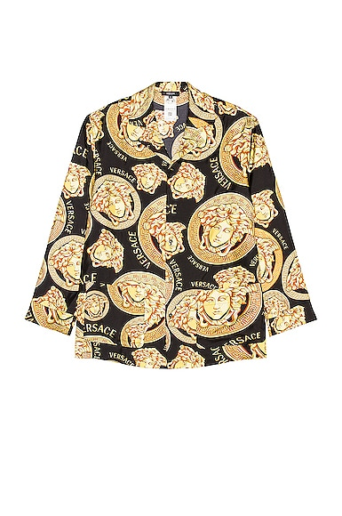 Versace MEDUSA ALL OVER SHIRT