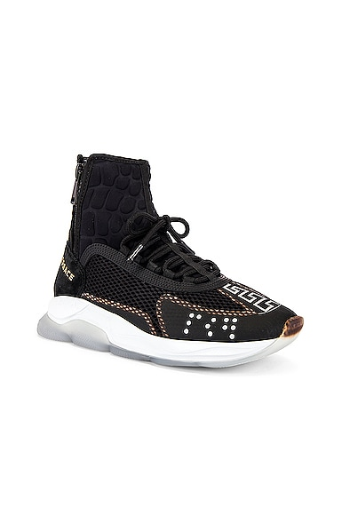 Chain Reaction High Top Sneaker