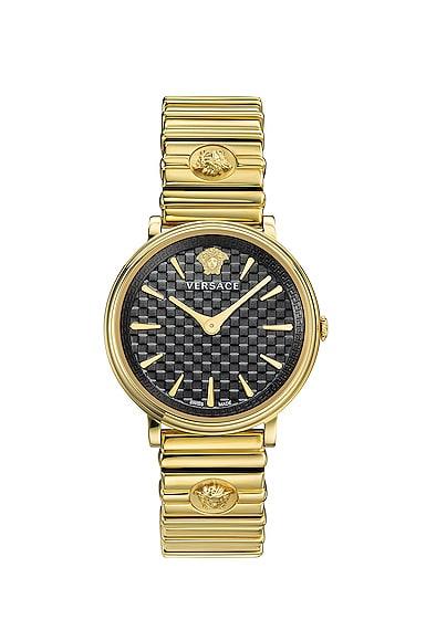V-Circle Logomania 38mm Watch