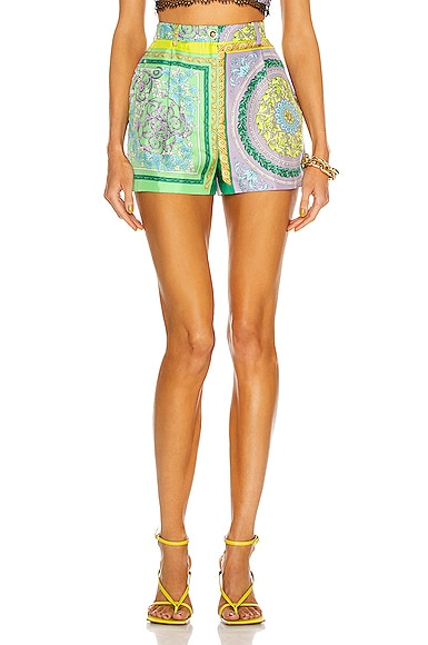 Versace BAROCCO TAILORED SHORT
