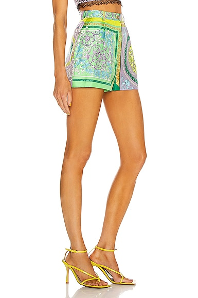 VERSACE Clothing BAROCCO TAILORED SHORT