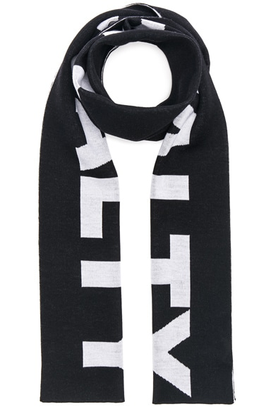 Loyalty Printed Scarf