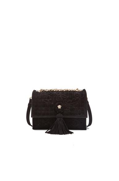 Chain Handbag with Tassel