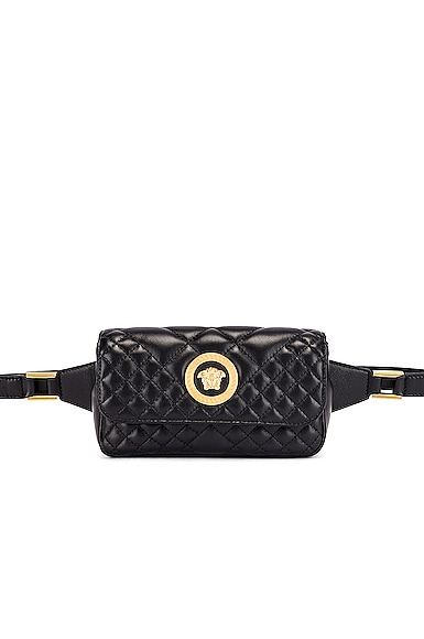 Quilted Tribute Belt Bag