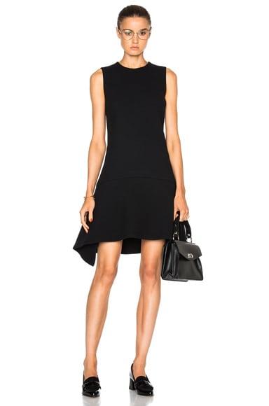 Drape Skirt Dress
