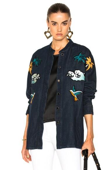 Shacket Jacket