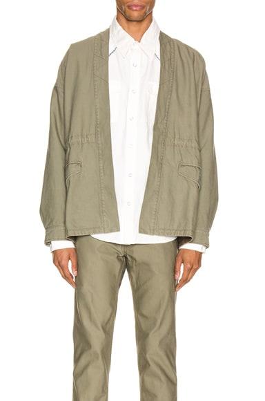 Sanjuro Benny Jacket