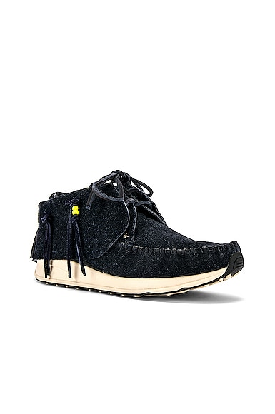 Ankle Moccasin