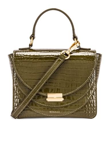 Mini Luna Leather Bag
