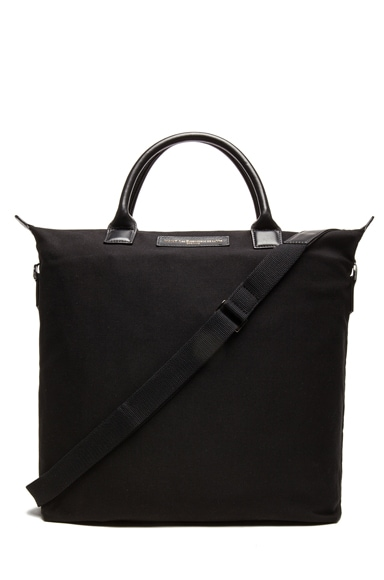 De La Vie O'Hare Cotton Shopper Tote