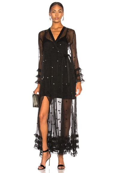55 Wrap Dress