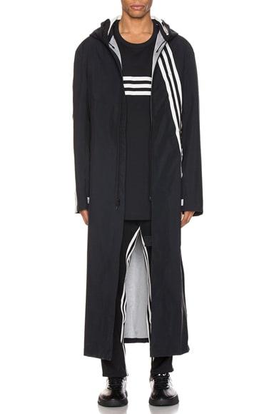 3 Stripe Gore-tex Infinium Hooded Coat