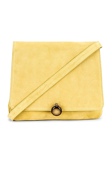 Margot Suede Leather Bag
