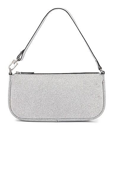 Rachel Glitter Leather Bag
