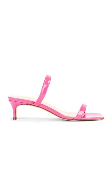 Thalia Patent Sandal