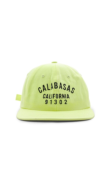 a6b07d310e4 YEEZY Calabasas Hat in Frozen Yellow
