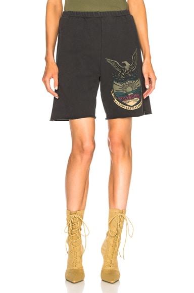 Calabasas French Terry Shorts