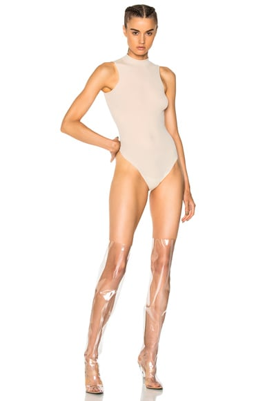Season 4 High Legline Bodysuit