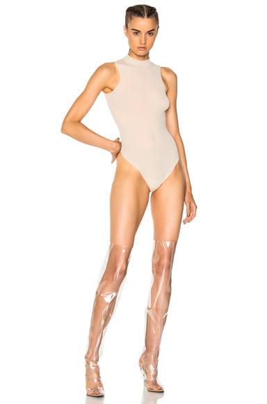 High Legline Bodysuit