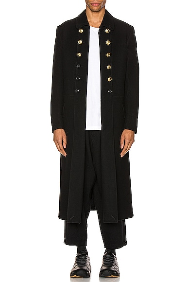Napolean Long Jacket