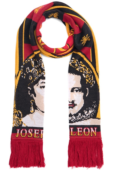 Double-sided Scarf
