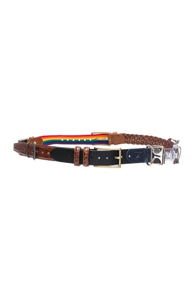 Multi Patch Belt
