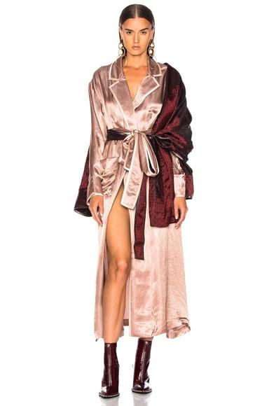 Double Wrap Dress