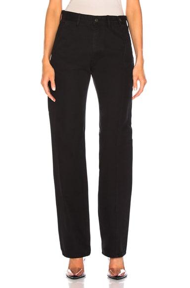 Side Zip Pant