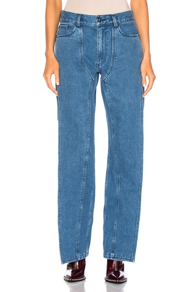 XL Pocket Straight