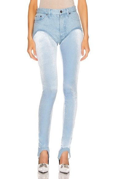 Stirrup Short Pant