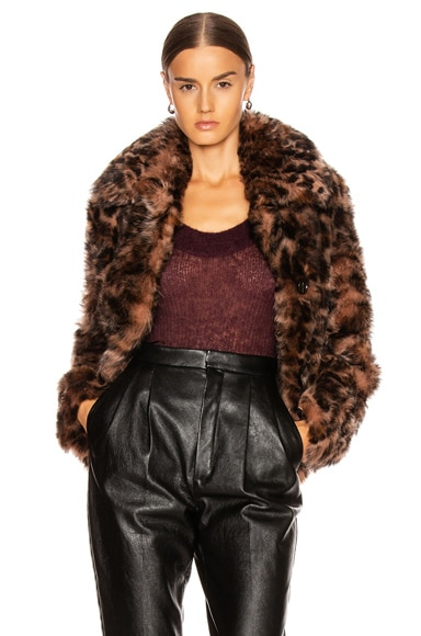 Toscana Shearling Jacket