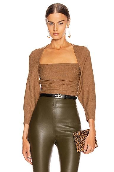 Wool Bodysuit