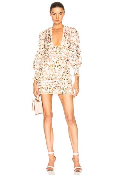 Sunny Smocked Mini Dress