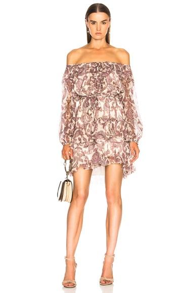 Breeze Off Shoulder Dress