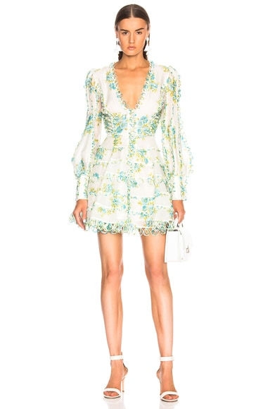 Breeze Honeymooners Mini Dress