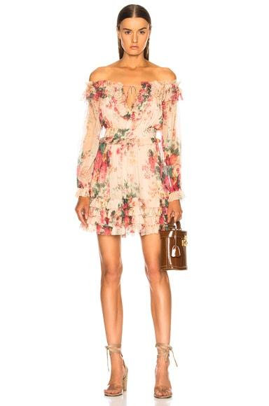 Laelia Frill Dress