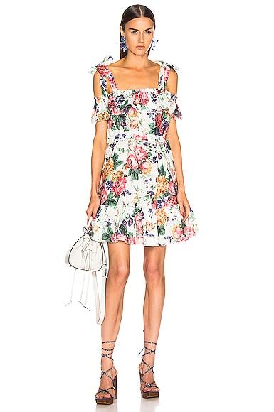 ea67fe870cb1d Allia Tie Dress ...